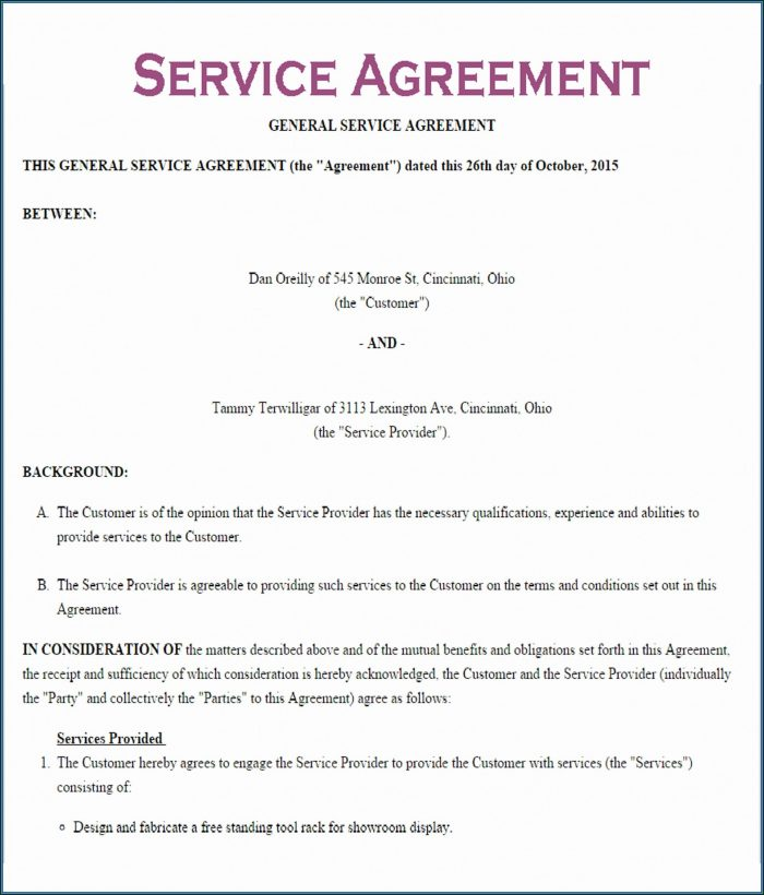 Bookkeeping Service Bookkeeping Contract Template