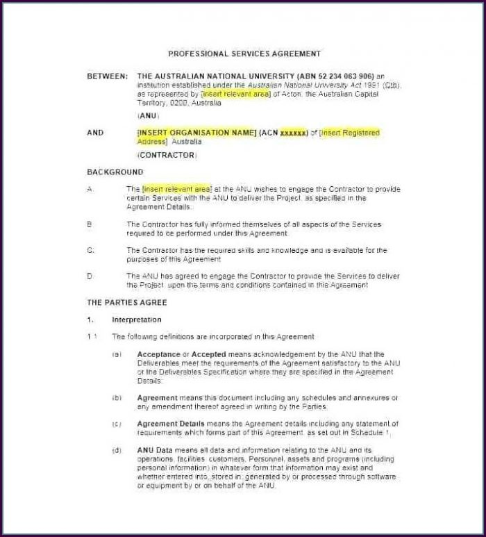 Commercial Lease Amendment Template