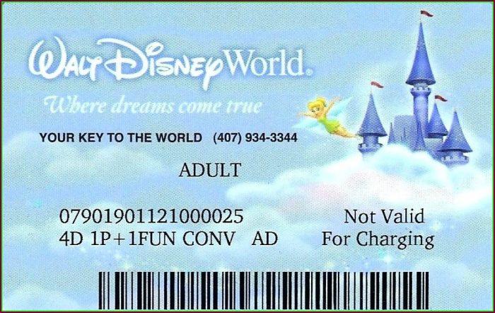 Disneyland Paris Invite Template