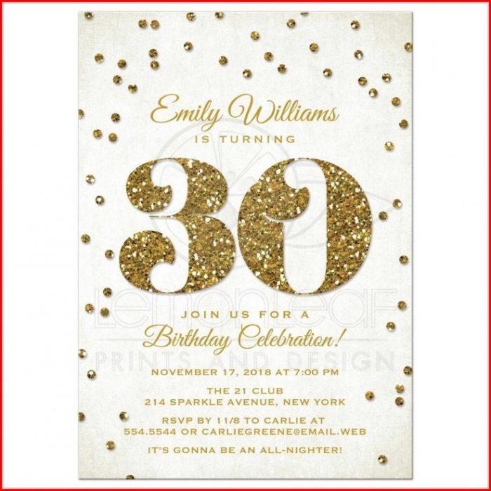 Downloadable Birthday Invitation Templates Word