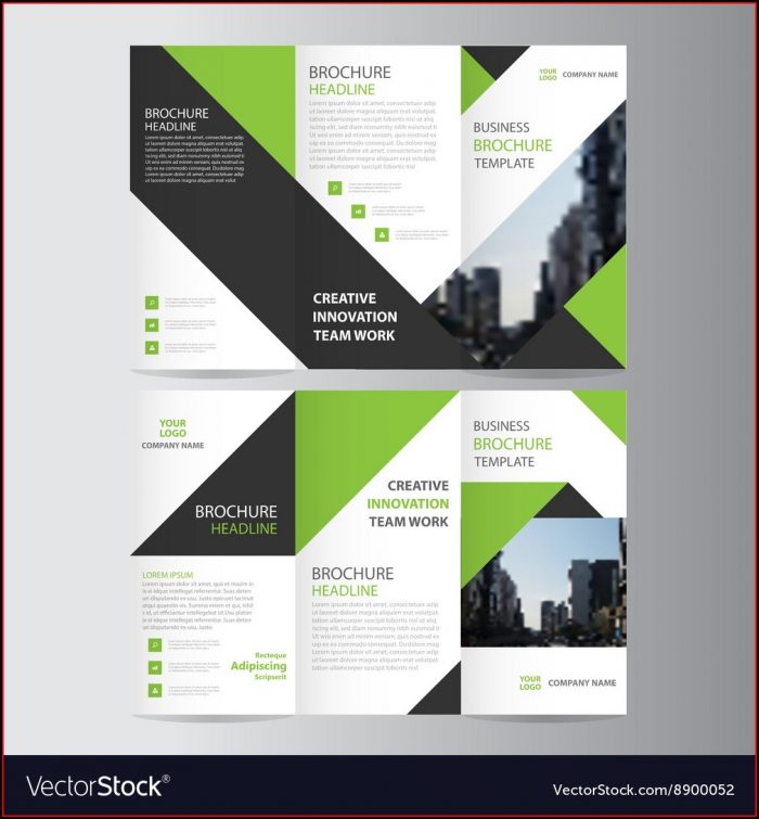 Downloadable Editable Brochure Templates