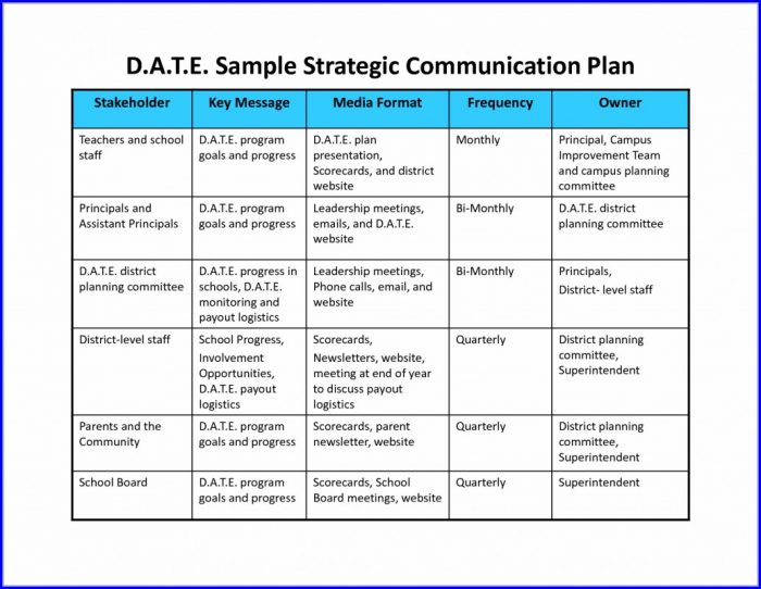 Erp Implementation Project Plan Template
