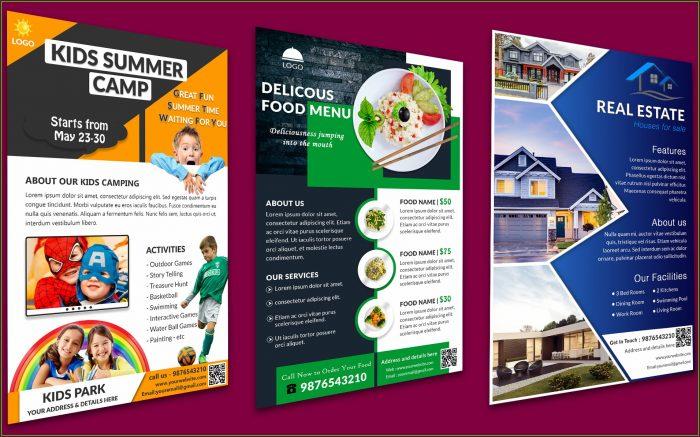 Free Customizable Flyer Templates