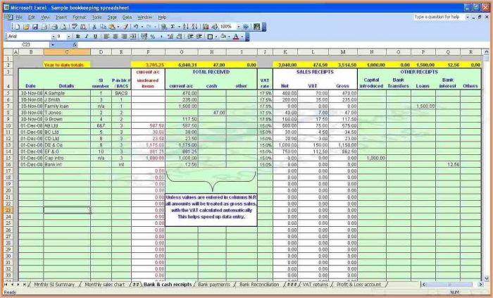 Free Excel Payroll Template Canada