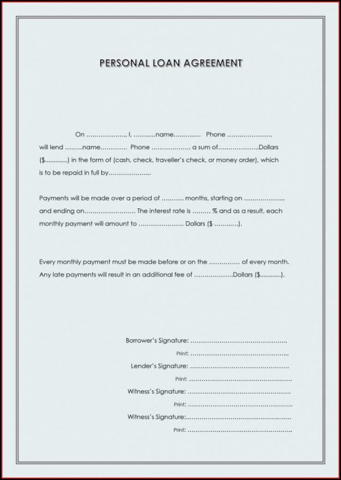 Free Mortgage Agreement Template