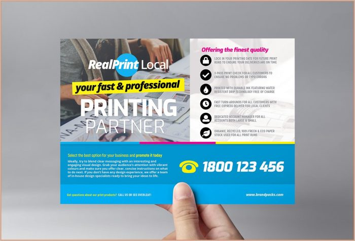 Gotprint Business Card Template