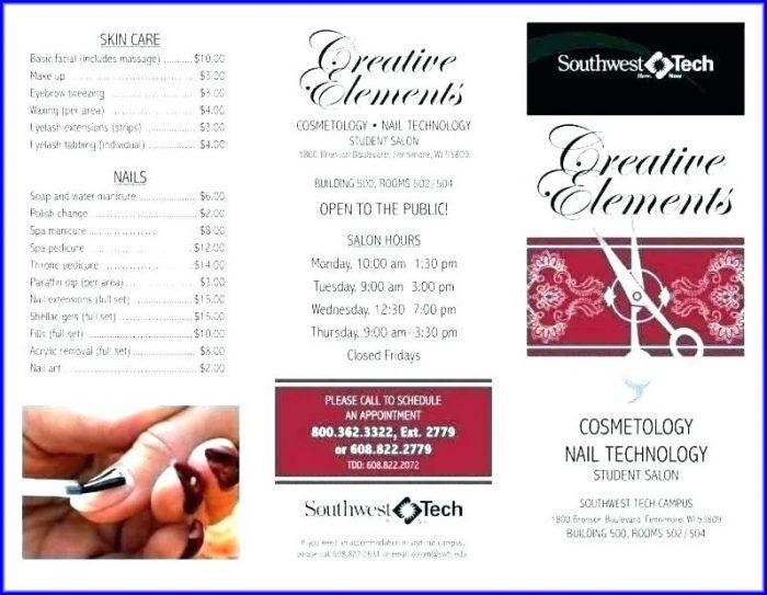 Hair Salon Website Template Free Download
