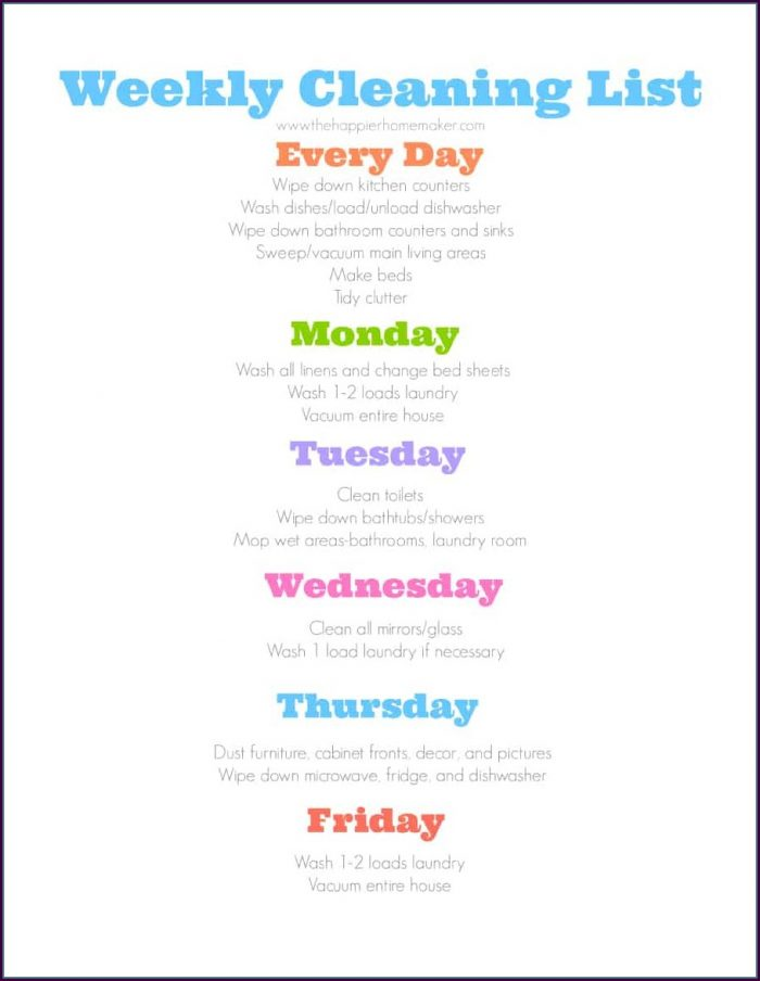 House Cleaning Services Flyer Templates