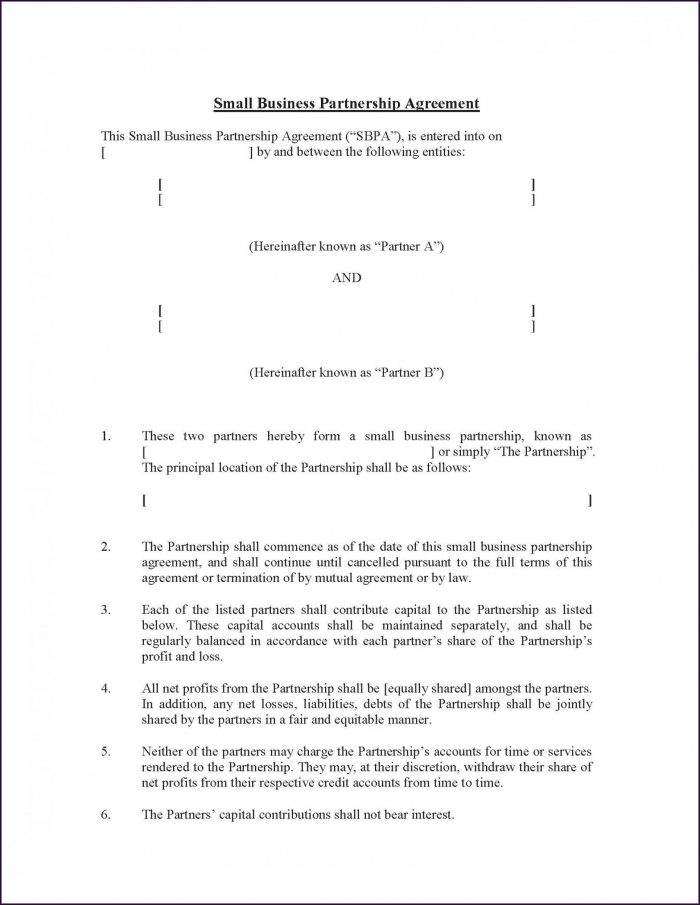 Llp Agreement Template Uk