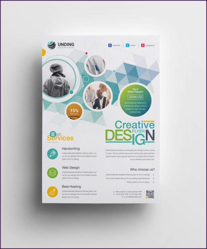 Mailer Design Templates