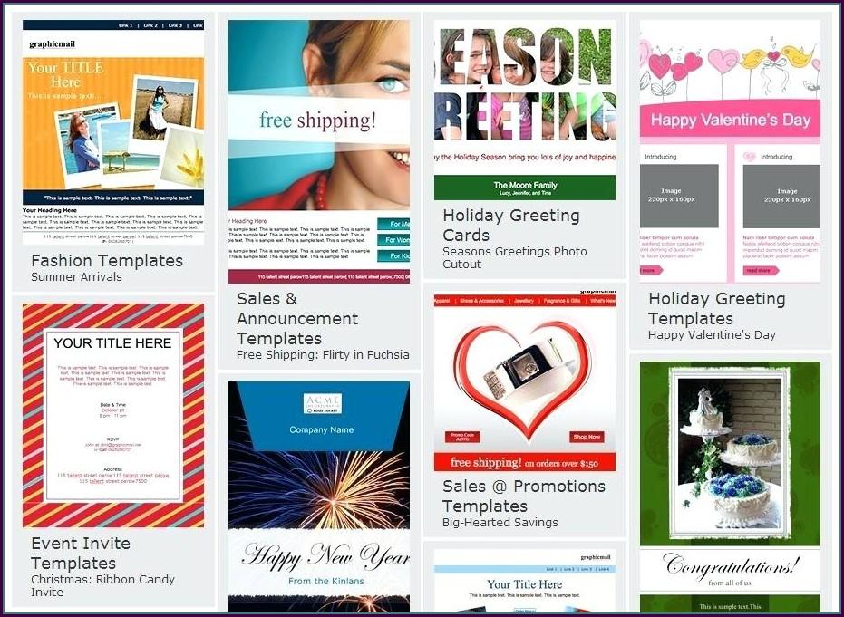 Mailer Design Templates Psd Free Download
