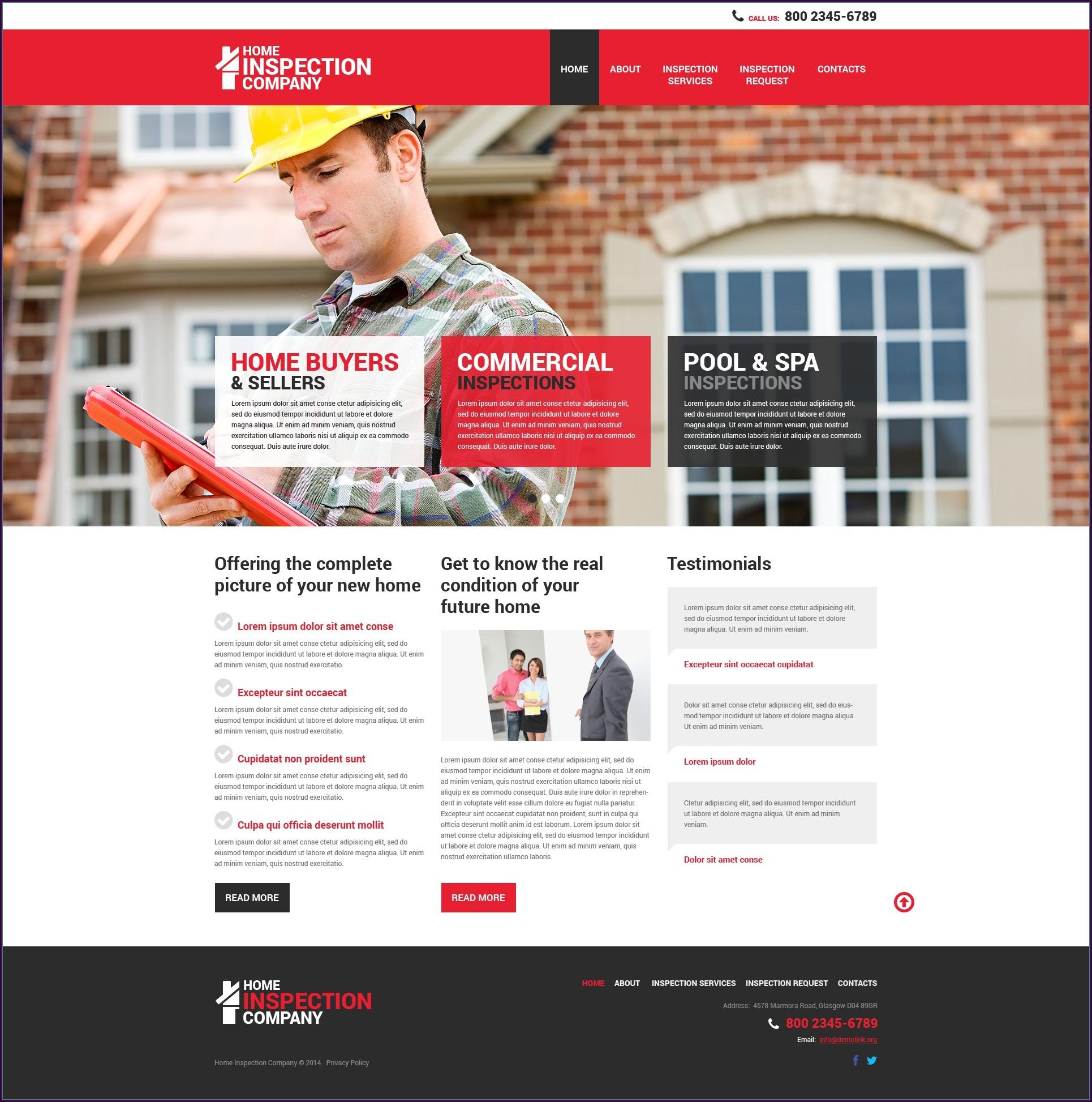 Mortgage Broker Website Templates