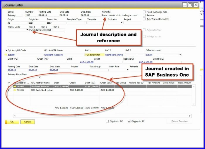 Payroll Journal Template Excel