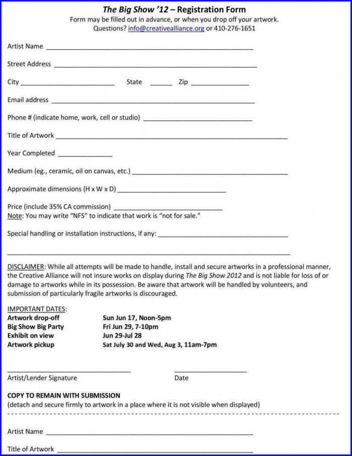 Printable Free Loan Agreement Template Pdf