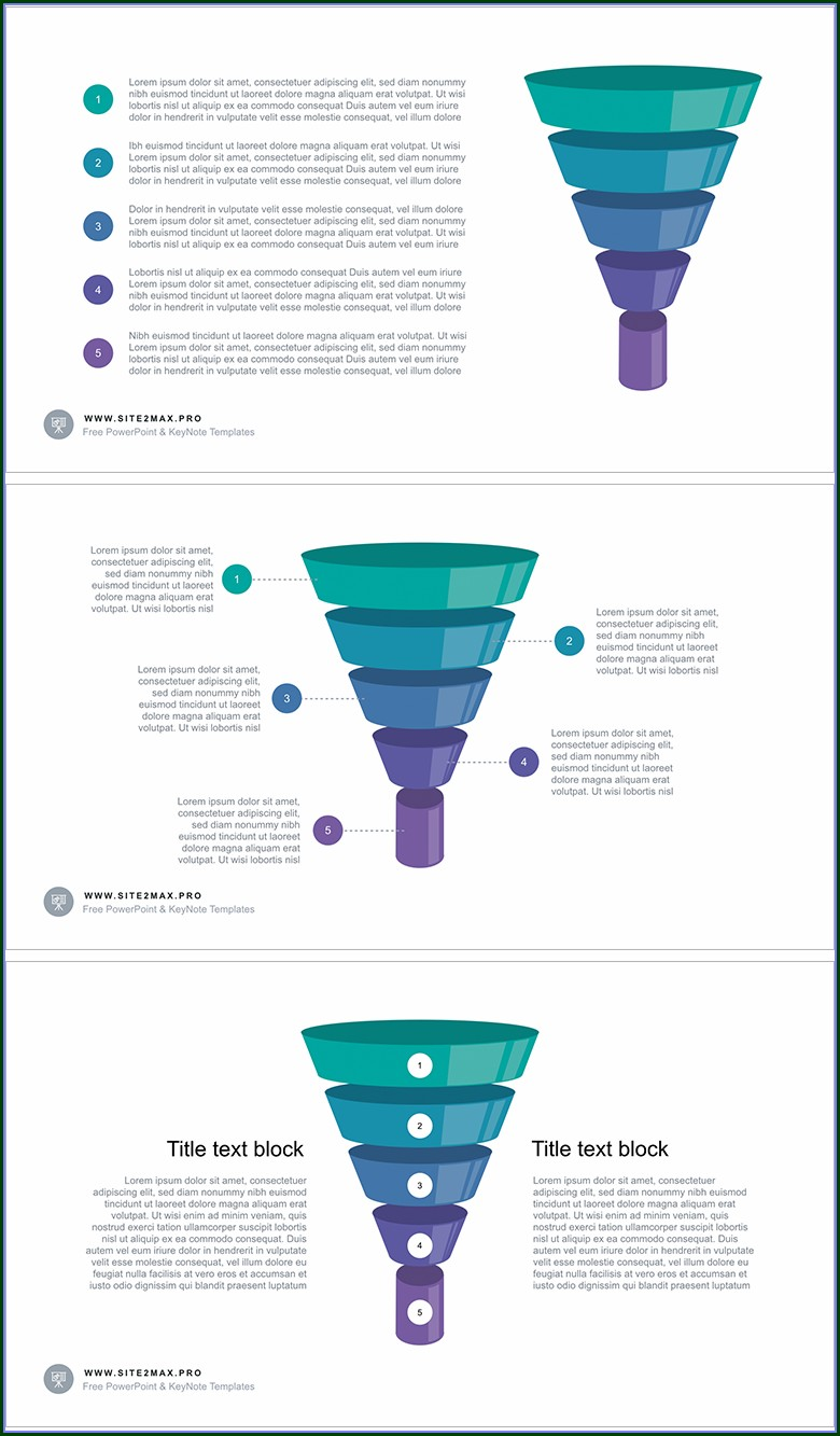 Sales Funnel Templates Free