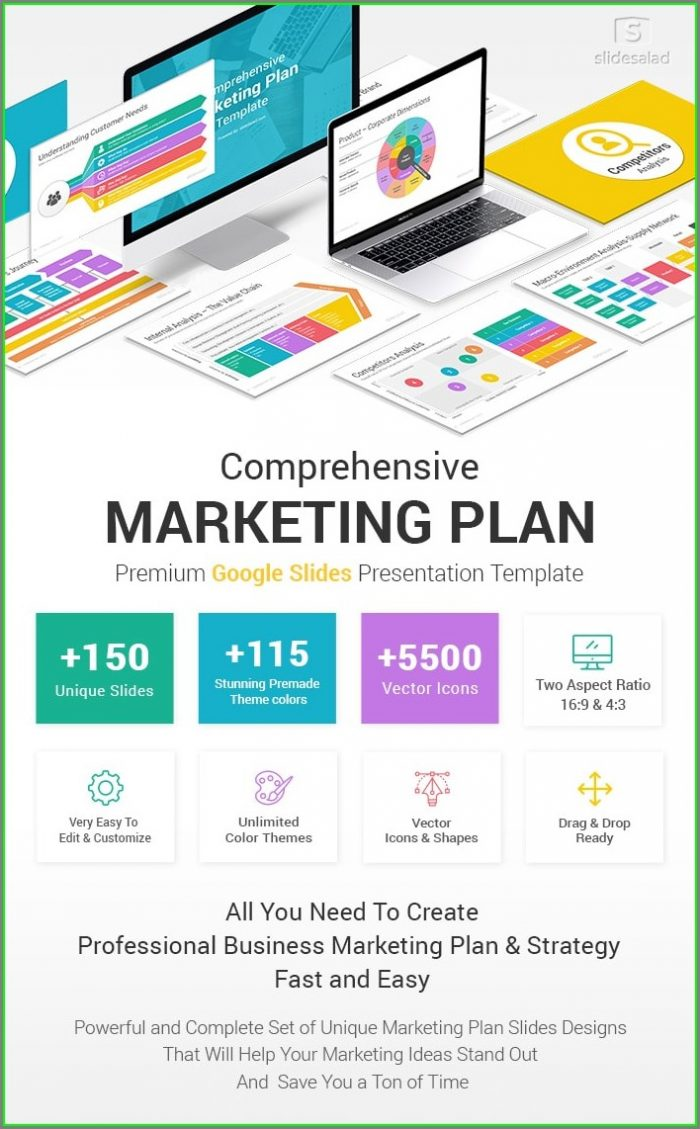 Template 30 60 90 Sales Plan Presentation